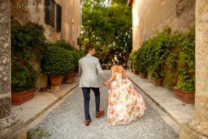Siena wedding villa