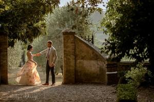 Siena Stomennano wedding villa dancing