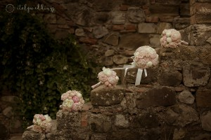 Tuscany wedding bouquets