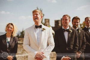 Castello di Vincigliata groom Tom Ford