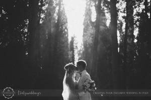 Vincigliata wedding portrait