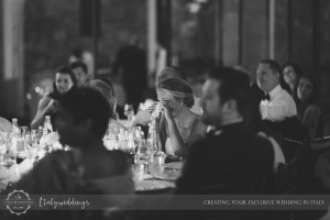 Vincigliata dinner speeches