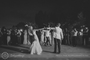 Vincigliata first dance