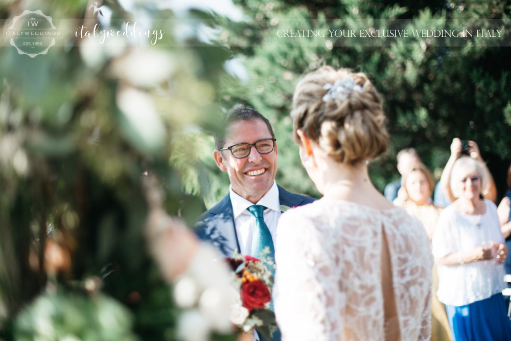 Wedding at Villa Ulignano