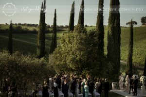 Italy wedding blessing