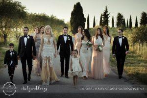 Italy wedding portraiture