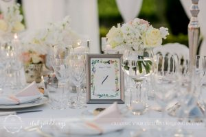 Italy wedding floral design
