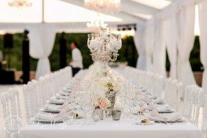 Italy wedding candlesticks