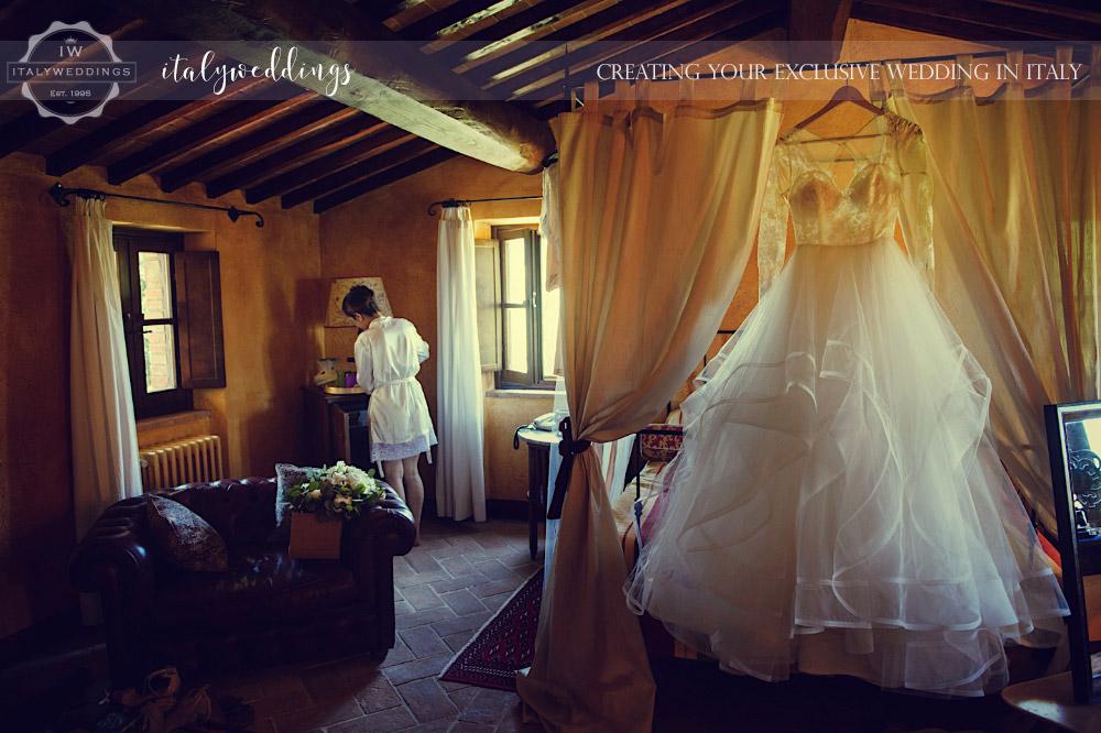 Wedding blessing Todi Umbria Italy