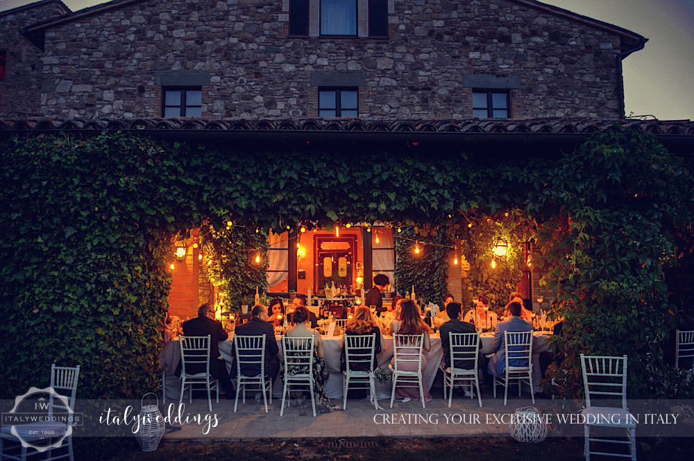 Wedding blessing Todi Umbria Italy