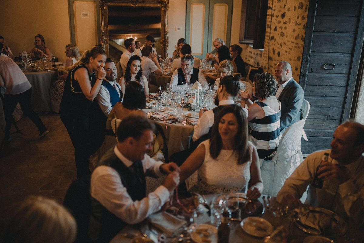 Borgo Caterina Perugia wedding
