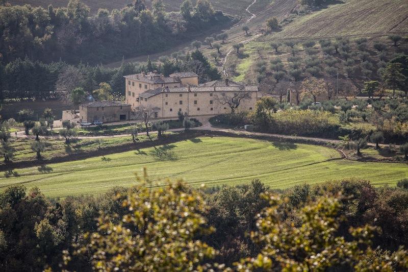 Borgo Caterina Perugia wedding