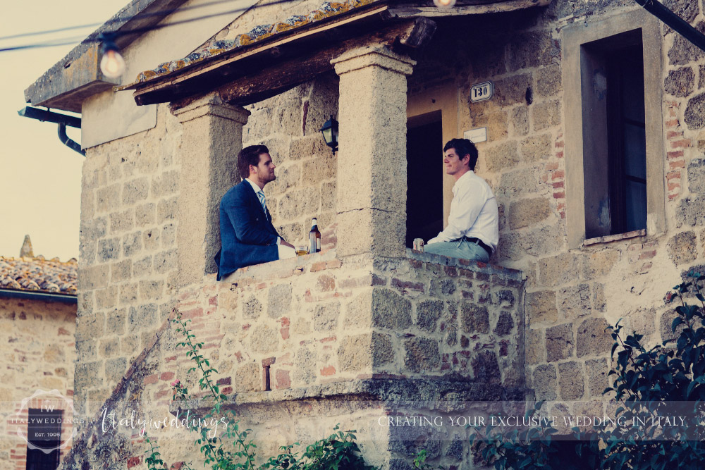 San Galgano villa wedding