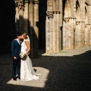 San Galgano villa wedding