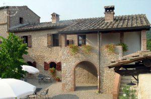 Rural wedding villa Siena
