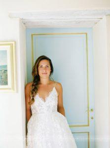 Stylish wedding Pienza Val D'Orcia brides style
