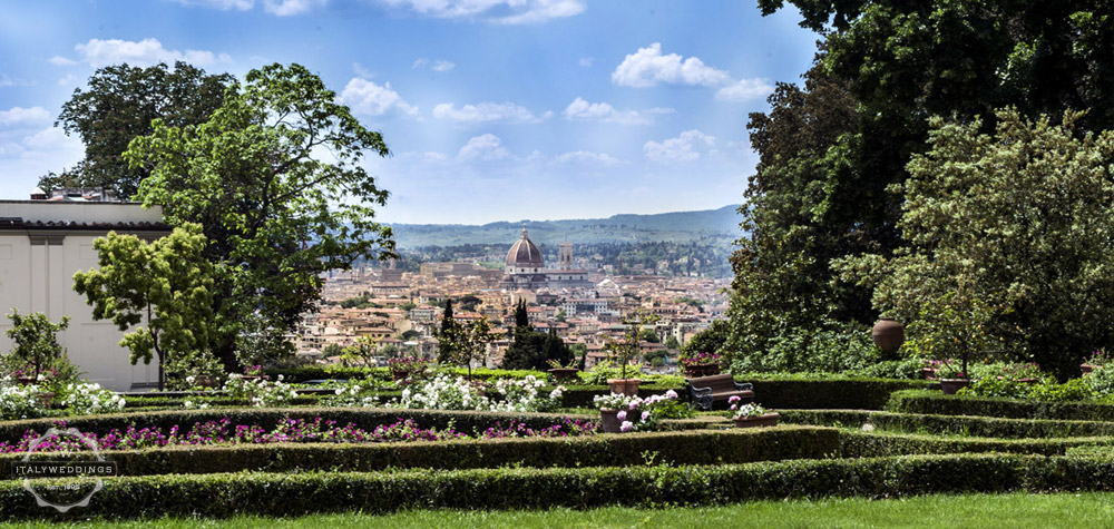 Florence luxury wedding venue