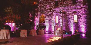 DJ set wedding Italy Vincigliata