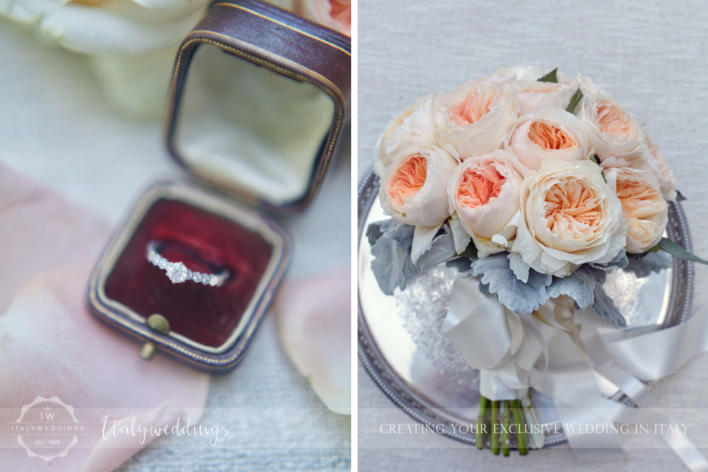 Wedding Bastia Creti Umbria bouquet