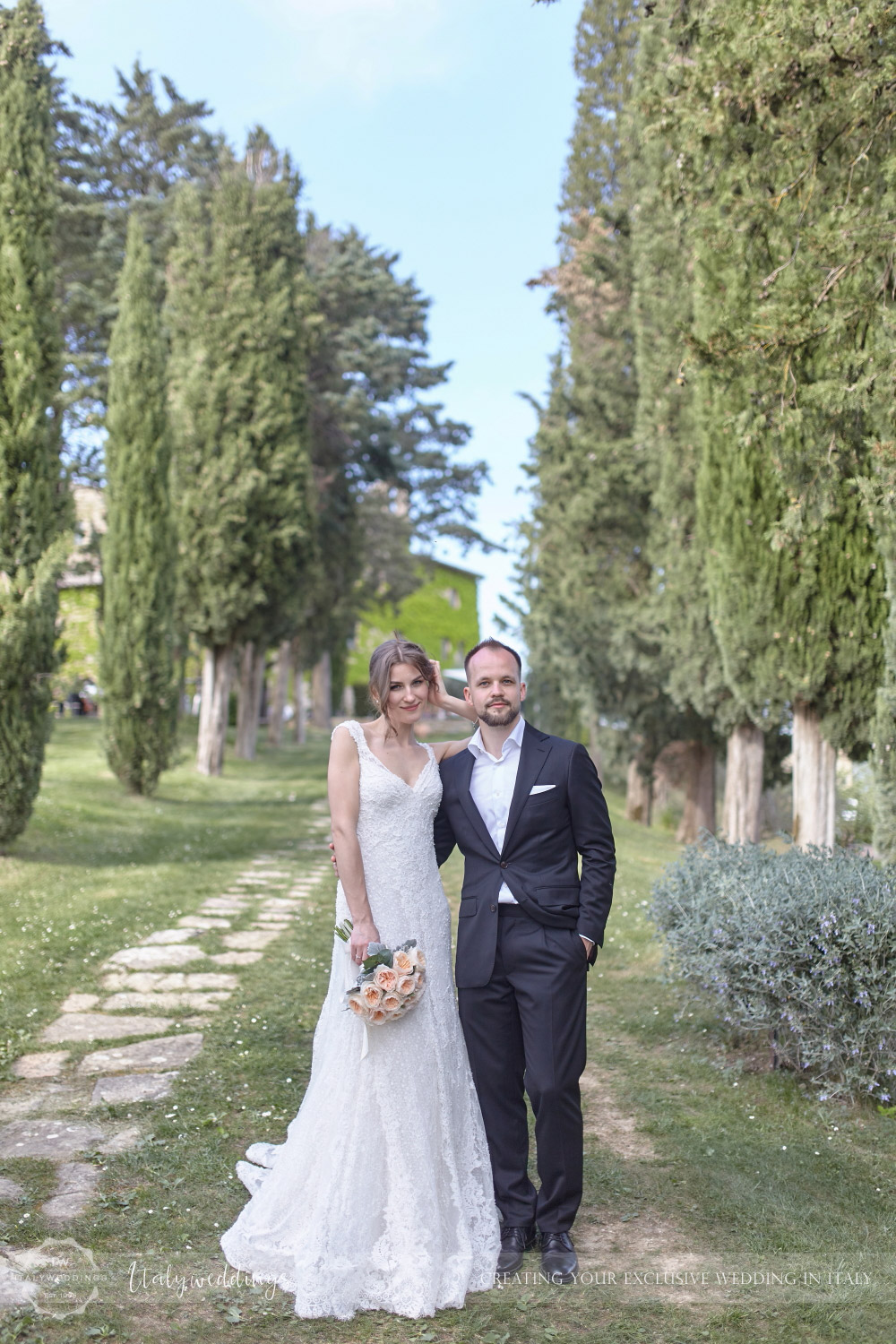 Wedding Bastia Creti Umbria portraits