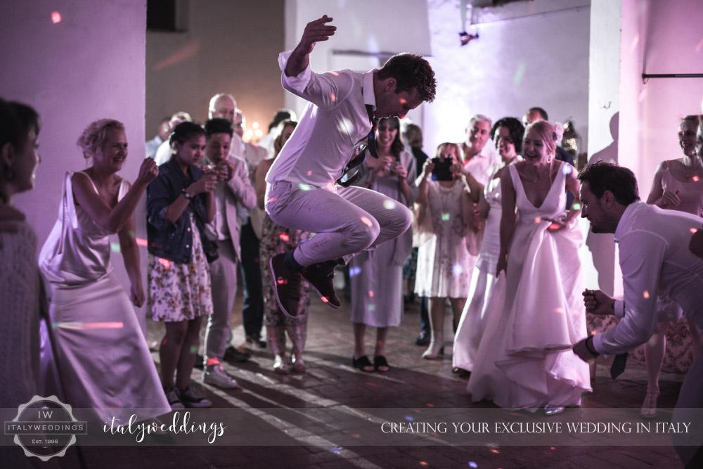 Wedding Stomennano Monteriggioni Siena Disco
