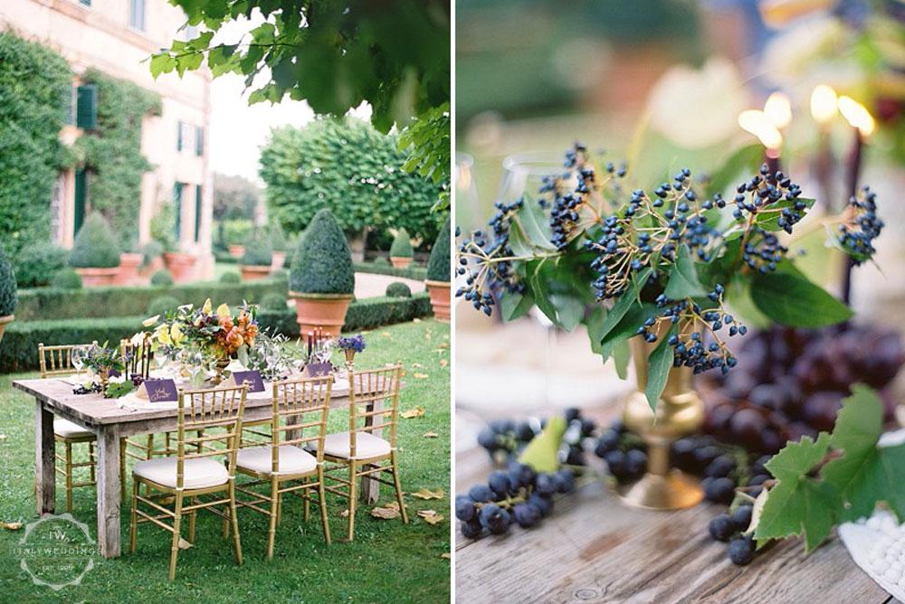 Villa Cetinale Luxury wedding villa Siena Tuscany
