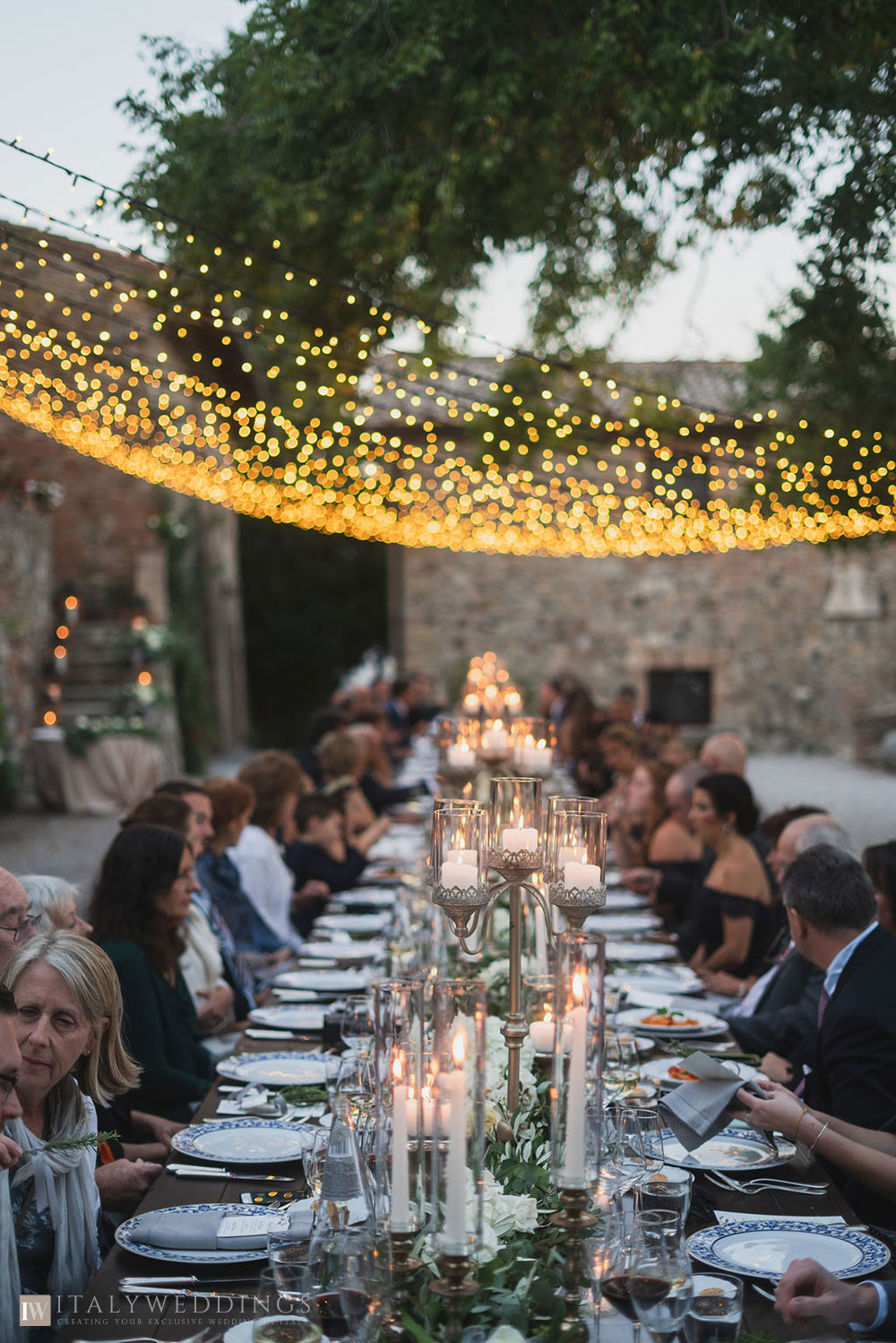 Lighting Design Italyweddings