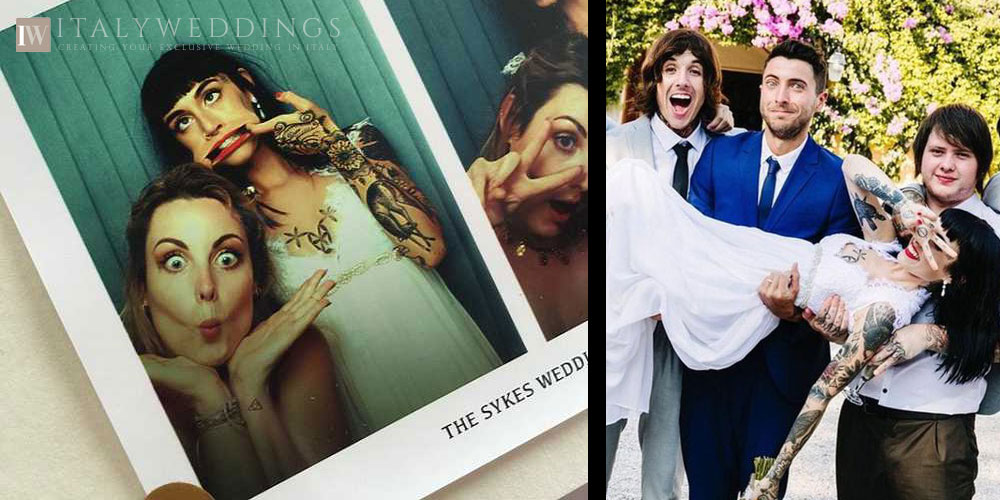 Oliver Sykes wedding Bring Me the Horizon
