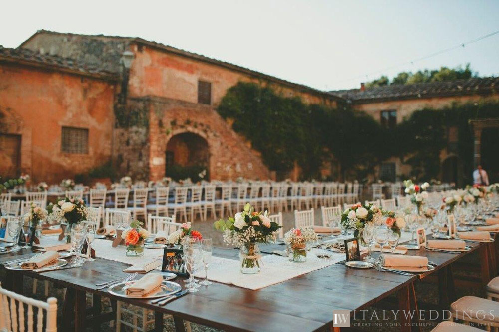 Siena wedding villa Tuscany