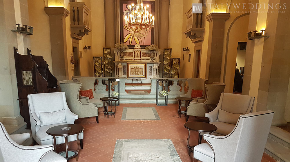 Villa San Michele Florence wedding venue