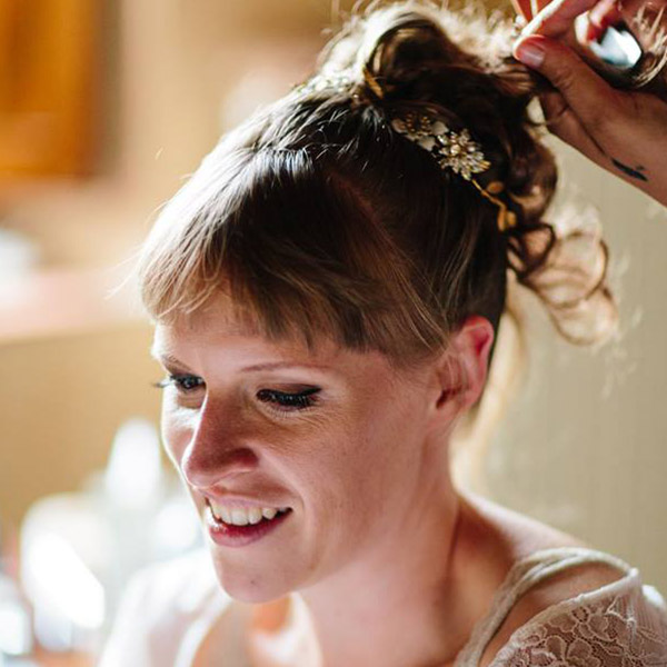 Italyweddings hair and make-up stylist