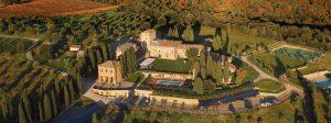 Borgo Scopeto Siena panorama