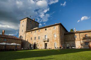 Borgo Scopeto Siena views