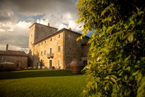 Borgo Scopeto Siena lawn