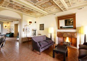 Borgo Scopeto Siena hall