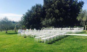 Borgo Scopeto Siena wedding blessing