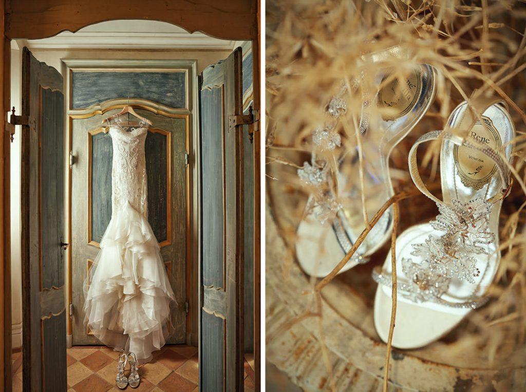 Castello di Velona Tuscan wedding venue details