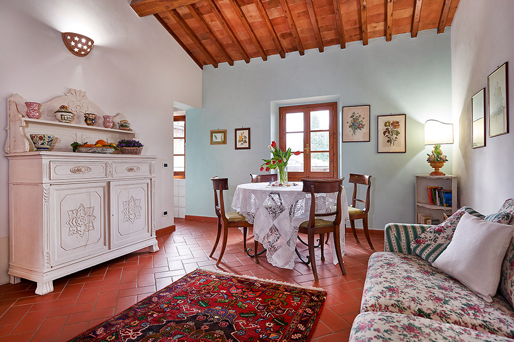Chianti wedding villa apartment
