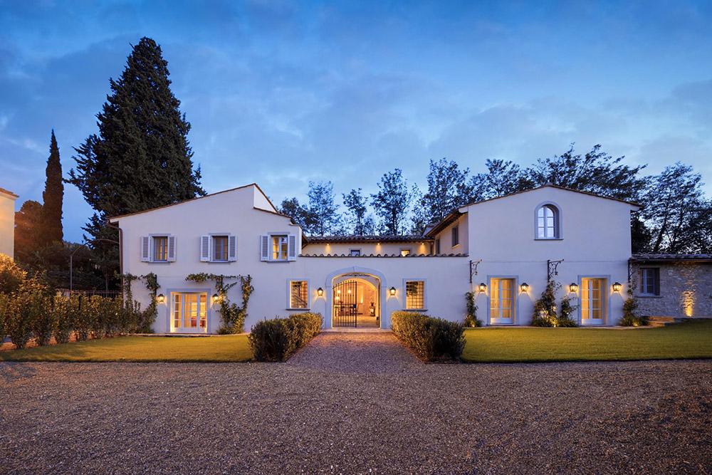 La Massa Florence luxury villa apartments