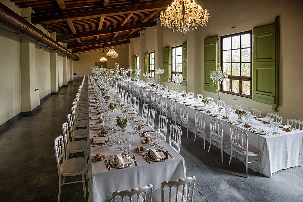 Villa Medicea di Lilliano Florence wedding venue internal