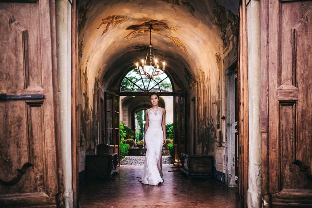 Villa Medicea di Lilliano Florence wedding venue