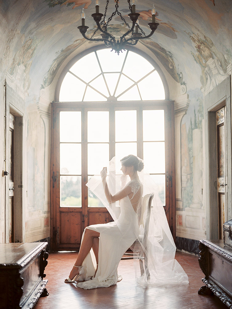 Villa Medicea di Lilliano Florence wedding venue
