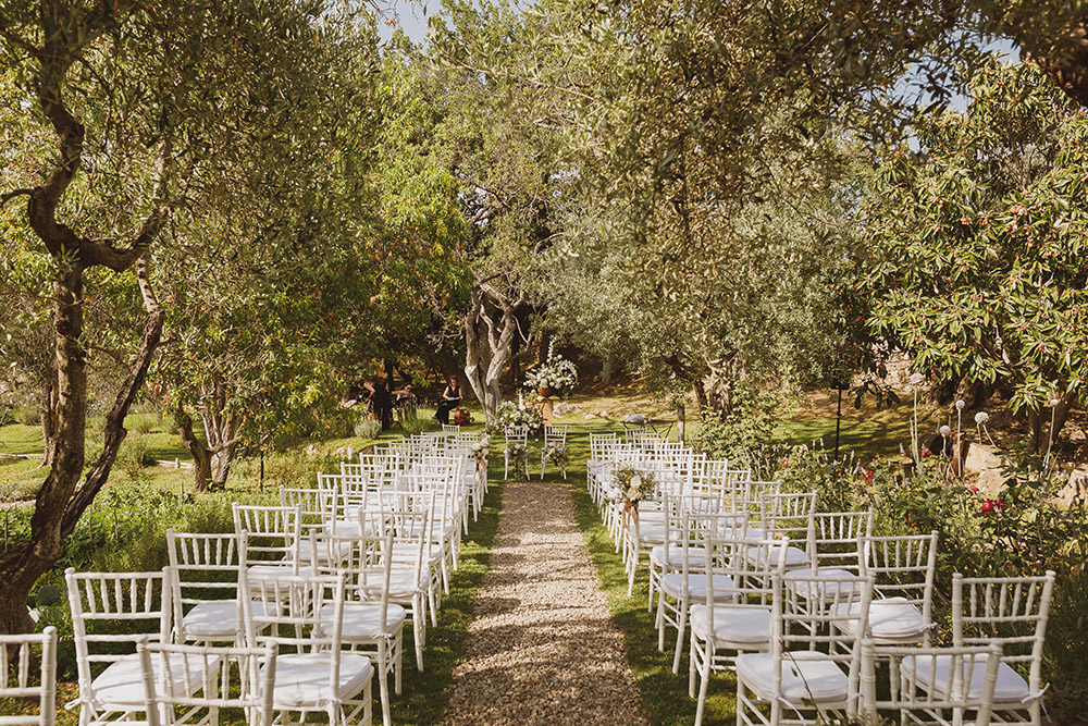 Southern Tuscany medieval hotel for weddings blessing