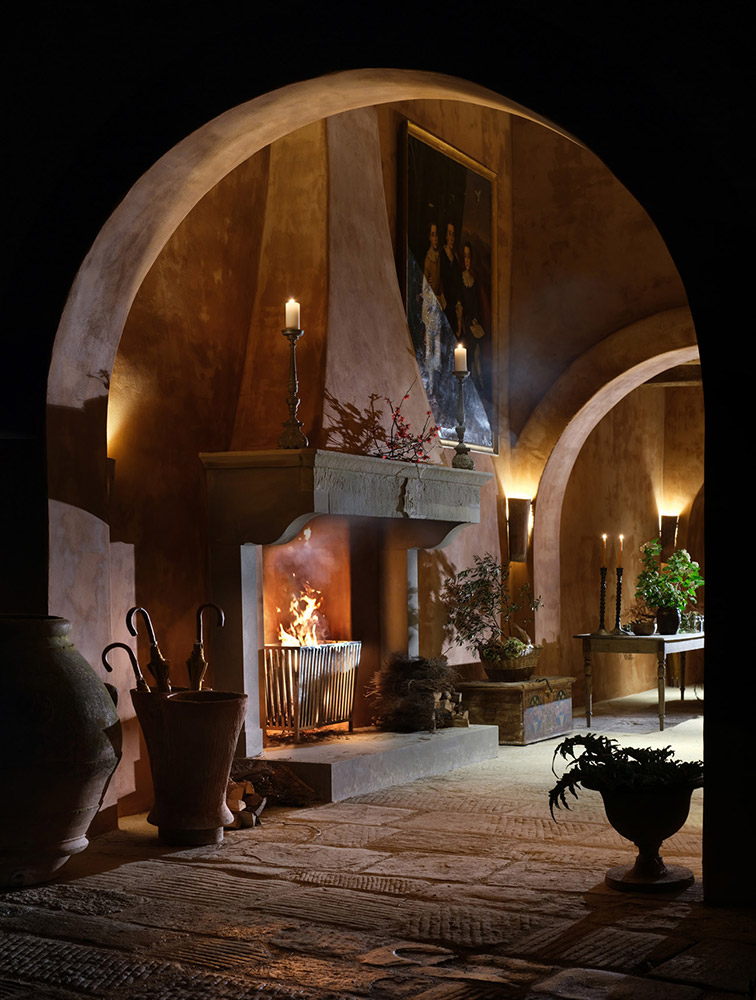 Castle in Umbria hotel and wedding retreat