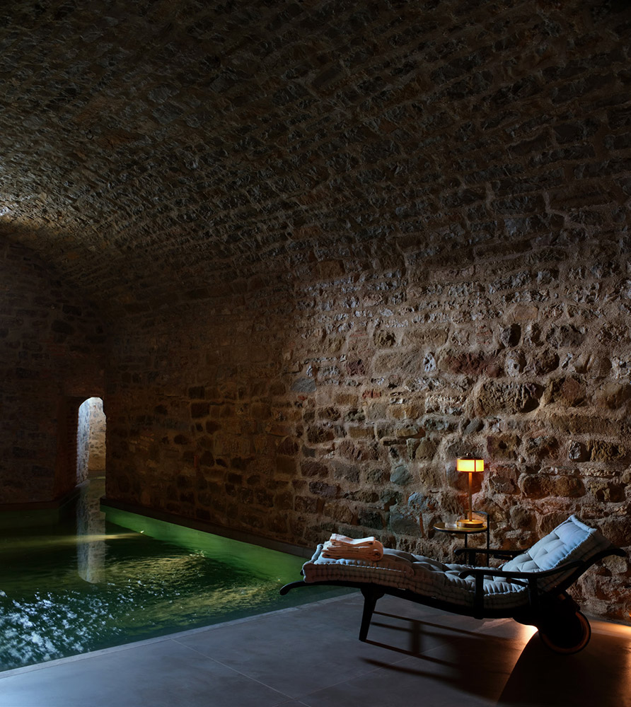 Castle in Umbria hotel and wedding retreat spa