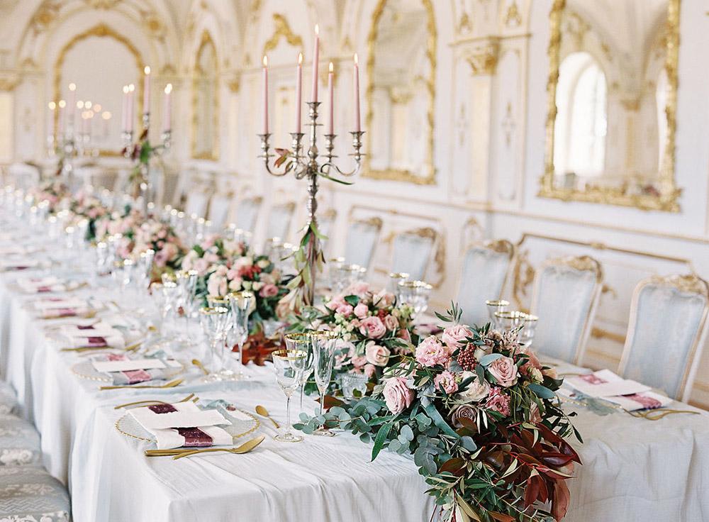 Small luxury wedding villa Cortona Italy