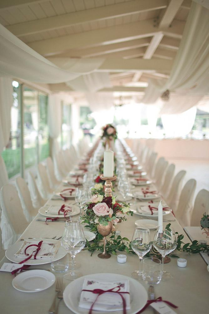 Italy Umbria small luxury hotel wedding venue meal