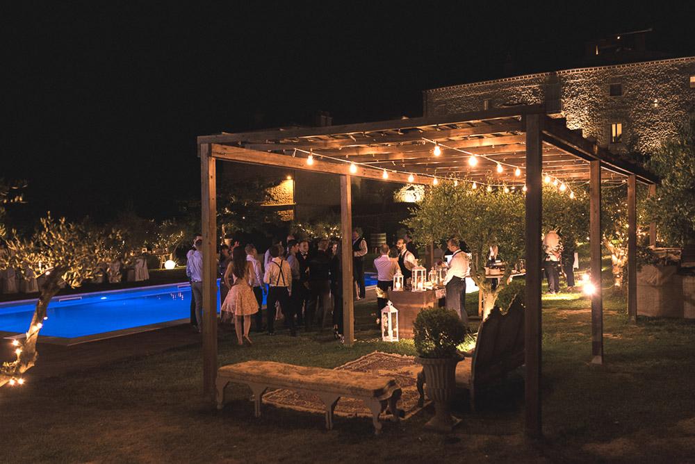 Italy Umbria small luxury hotel wedding venue