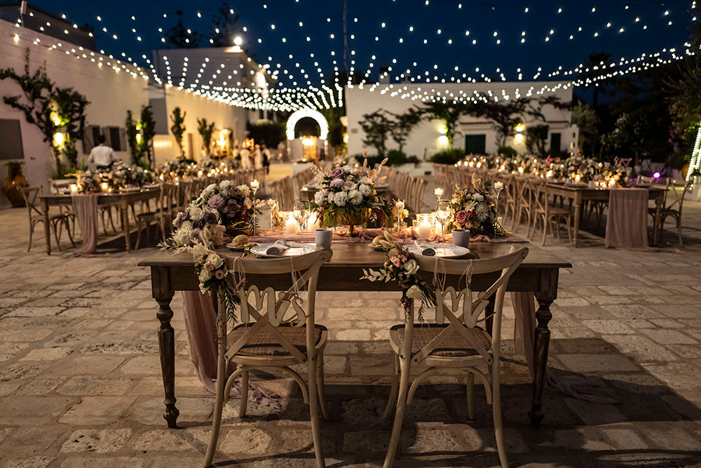 Masseria in Puglia wedding venue